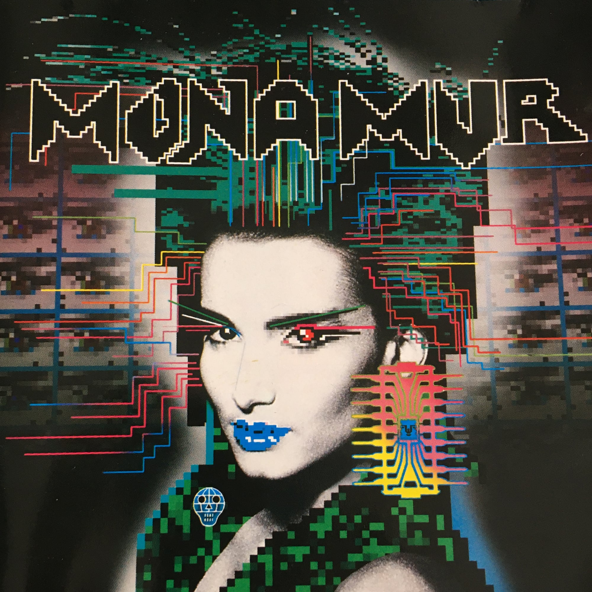 Cover Mona Mur Re-Issue 2021